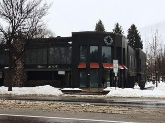 Rick Carroll/The Aspen Times Owners of the Hotel Aspen on Main Street cleared a formal hurdle Monday with City Council's approval of the development on first reading. The matter goes to a public Feb. 27.
