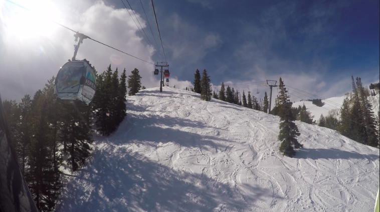 #AspenOnTheHill – Aspen shred szn