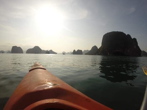COURTESY PHOTO: An images from Southeast Asia taken by Hailee Rustad that remained in the SD card found inside the GoPro three years after it was lost in the Colorado River.