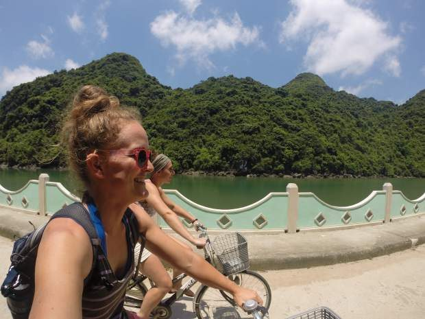 COURTESY PHOTO: An image from Southeast Asia taken by Hailee Rustad that remained in the SD card found inside her GoPro three years after it was lost in the Colorado River.