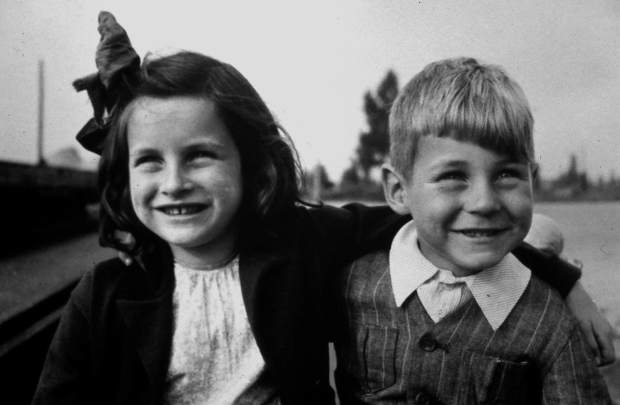 Tilly and her brother were sent to 'fat camp' after the war because they were considered to be too skinny.
