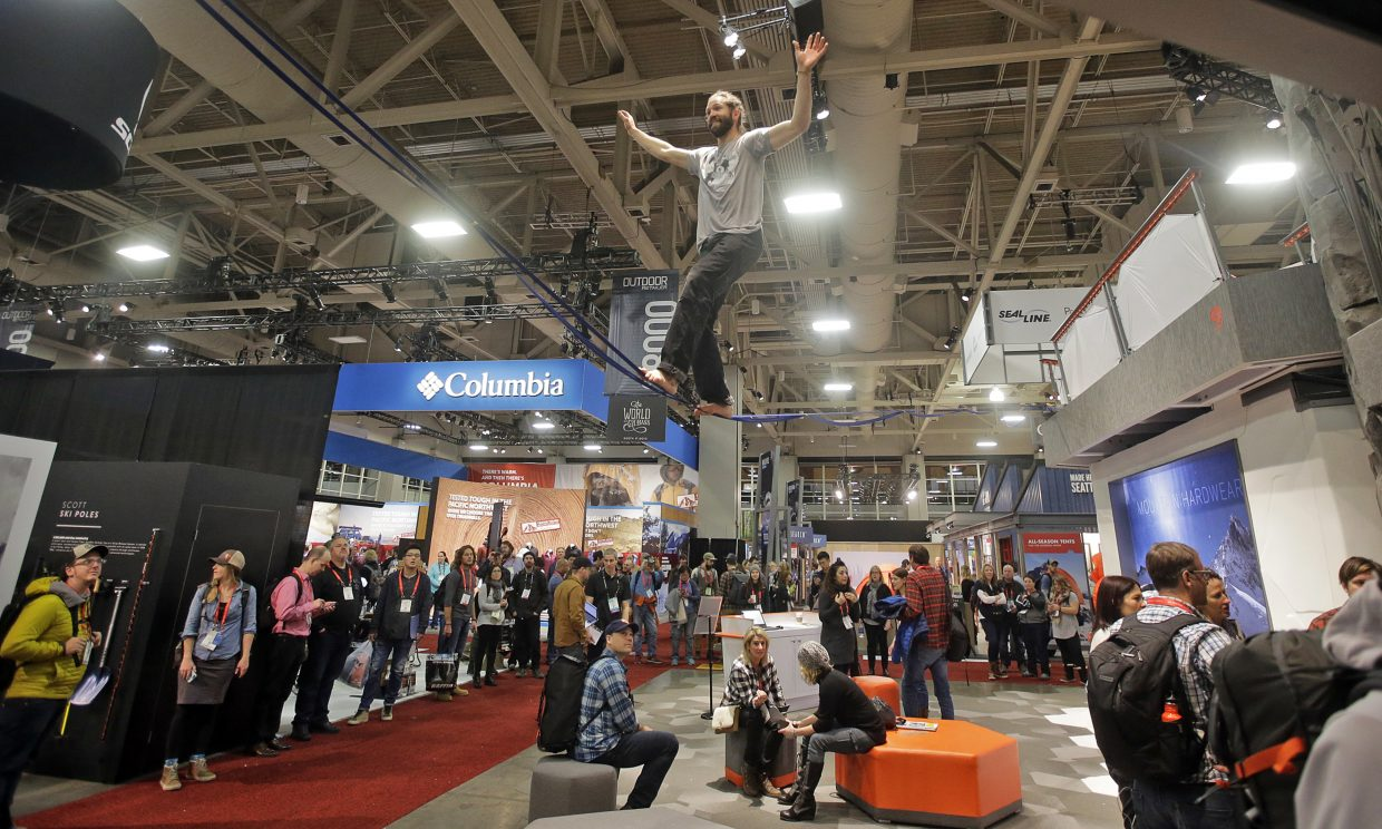 Colorado lands outdoor show