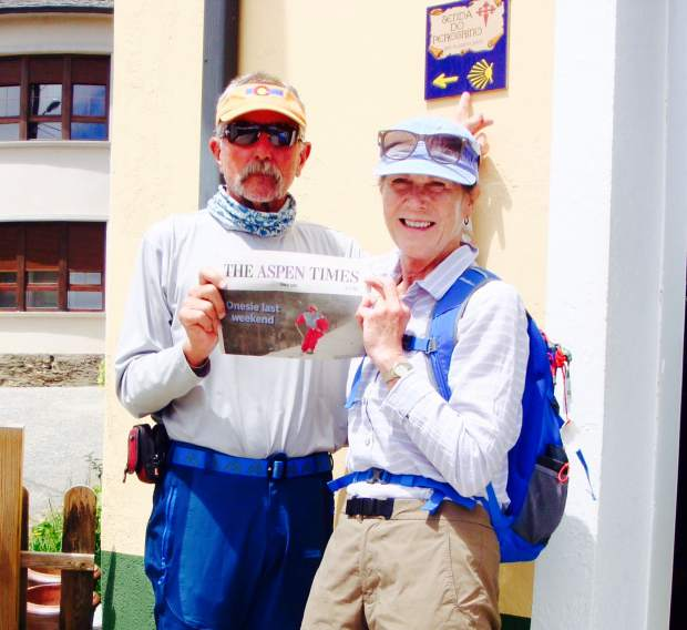 Basalt residents Sandy and Jerry Kucharczyk walked the Camino Del Norte in Spain in June and July.