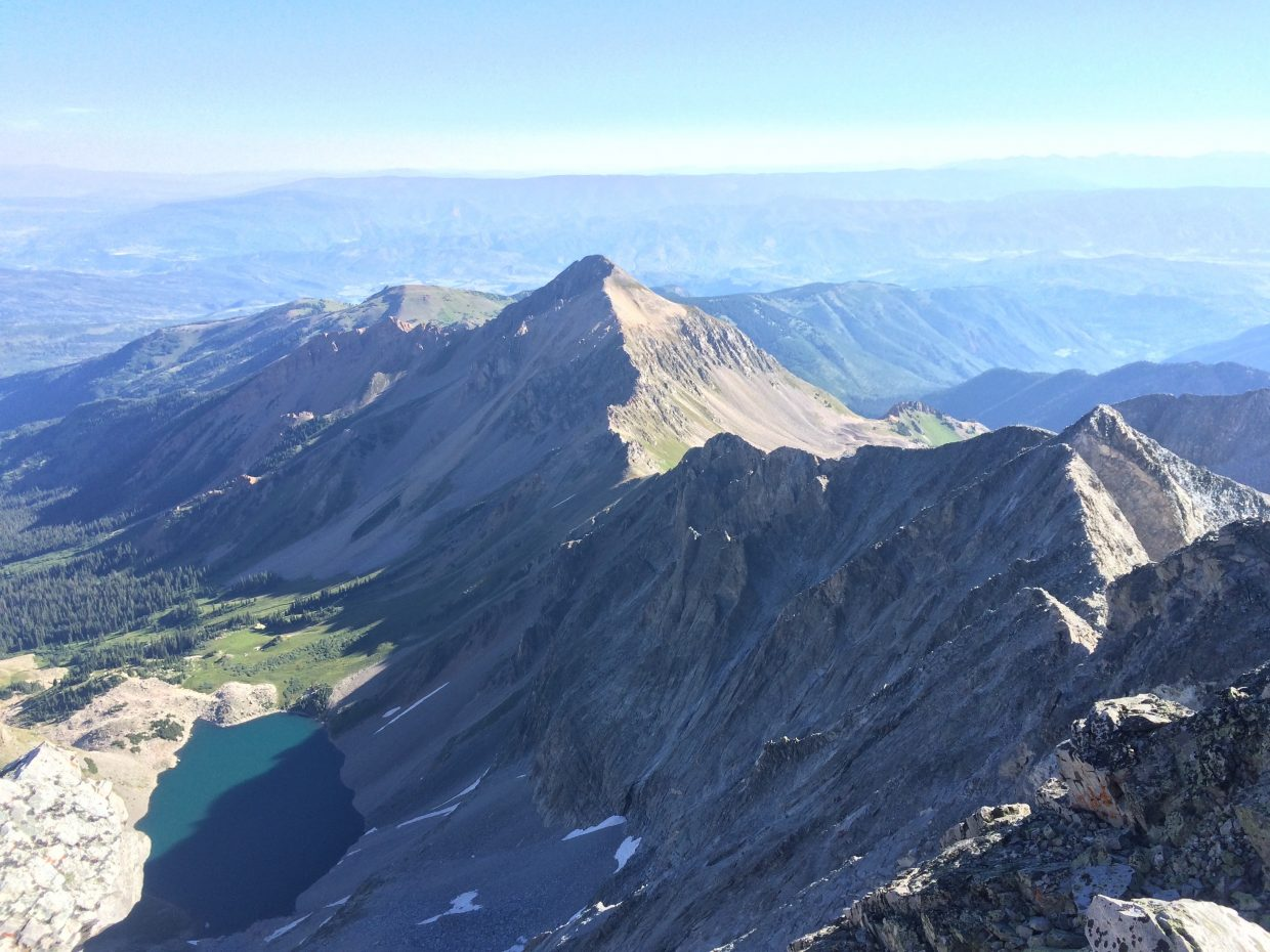 Climber falls to his death near summit of 14er