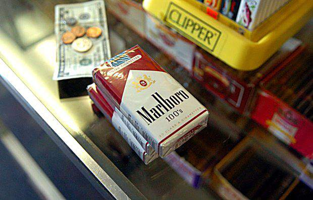 Carbondale cracks down on stores violating town's new tobacco age limit