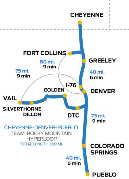 Hyperloop one rail concept could cut denver to vail trip to 9 kristy malvernweather Choice Image