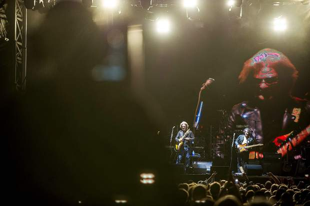 Hall and Oates playing at JAS Aspen Snowmass Labor Day Experience Friday night in Snowmass.