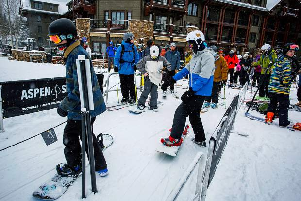 as baby boomers leave ski slopes millennials are failing to fill in