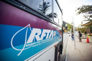 RFTA bus hits, 'severely injured' woman crossing Grand Ave. in Glenwood Springs