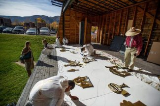 Aspen Times Weekly: Immigrant teens make art and find a home at the Art Base
