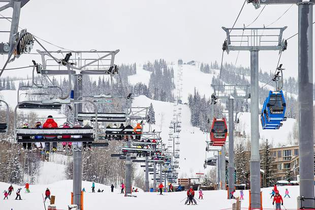 Christmas Village Ski Lift For Sale.Snowmass 6 50 Lift Ticket Sales Shock Aspen Skiing Co