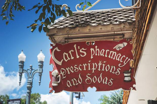 Carl Bergman, who bought and opened Carl's Pharmacy in 1965, died Sunday at his home in Aspen. He was 85.