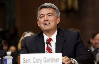 Sen. Cory Gardner: BLM headquarters moving to Colorado