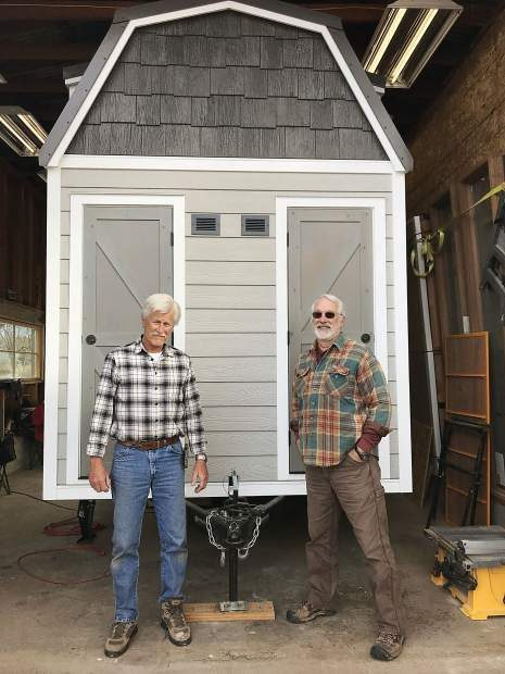 Tiny Home Designs: Pair Of Friends In Garfield County Examine Tiny Home