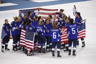 US women beat Canada for gold in a 3-2 shootout thriller