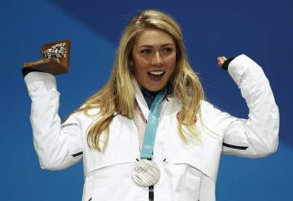 With gold and silver, Mikaela Shiffrin savors the 'incredibly sweet' moment