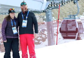 For Colorado couple, years of Olympic work come to a speedy end
