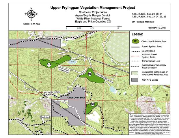 Fryingpan Valley logging project hit with objections from all sides ...