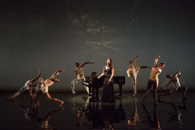 """This would be my dream scenario, to work with [the dancers of Aspen Santa Fe Ballet, because they are so versatile,"" Yang said of her collaboration with the ballet company and choreographer Jorma Elo."