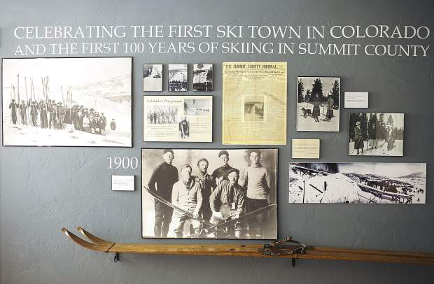 Learn all about the history of skiing in Summit County right along south Main Street in Breckenridge.