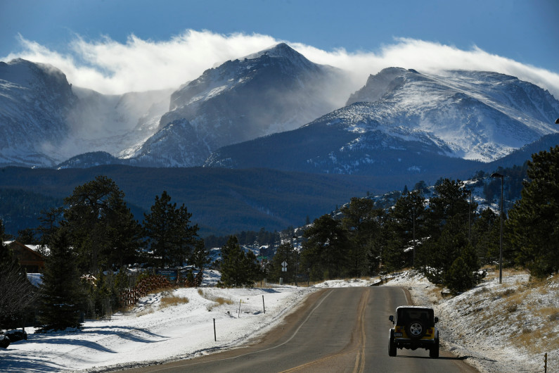 Seven people caught in avalanche activity triggered by humans in Rocky Mountain National Park