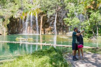 Hanging Lake summer permit registrations top 6,000 in first two weeks of new online system