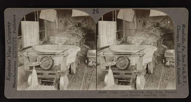 146b4fa207642 Willoughby: Smelters wring a stream of silver from solid ore ...