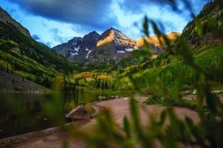 Four hikers rescued by helicopter off Maroon Peak near Aspen