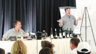 Food & Wine Classic: Experts pour perfection from bubbles to rose