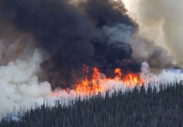 Colorado among leading states nationwide for current wildfires