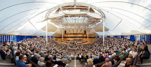 The Aspen Music Festival and School's 2018 summer season will run from July 28 to Aug. 19 and include more than 400 concerts and events.