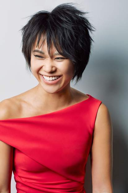 Piano superstar and Aspen alumna Yuja Wang will return to Aspen for performances on July 1 and 11.