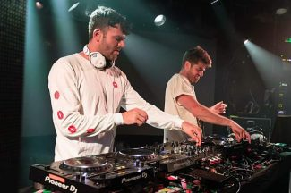 The Chainsmokers play surprise Belly Up Aspen concert