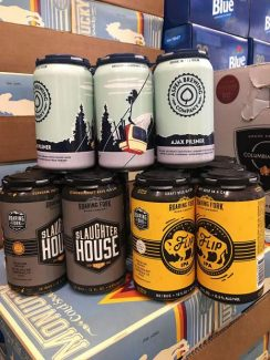 Business Monday: Tariffs tough for Aspen-area canned brewers to swallow