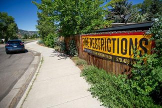 Stage 1 fire restrictions return to Pitkin County, upper Roaring Fork Valley area