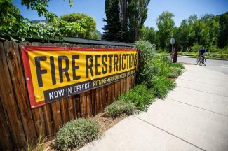 Feeling the heat as fire risk climbs; restrictions set to tighten in national forests around Aspen, Valley area