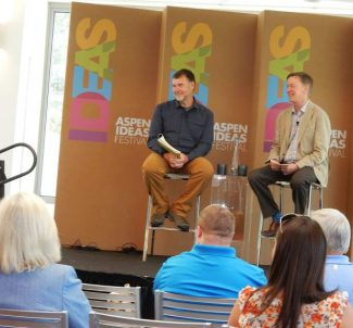 Aspen Ideas: Getting people into the great outdoors can help heal the country