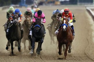 At the track: Betting on the Kentucky Derby is decadent and depraved
