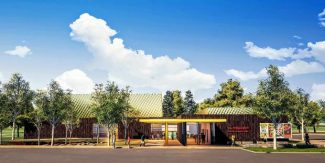 Performing arts center at Willits takes step closer to reality