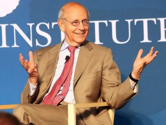Supreme Court Justice Breyer weighs in during conversation at Aspen Institute