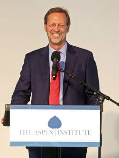 Lots on tap at Aspen Institute this week