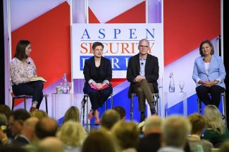 Aspen Security Forum panel analyze Trump's affinity for Putin