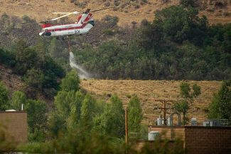 Worn out residents cheer lifting of more Lake Christine Fire evacuations in Basalt and El Jebel