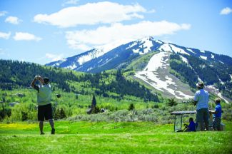 The Aspen Golf Club: An Unmatched Municipal Course