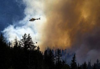 Wildfire update: Weston Pass Fire nears 10,000 acres, Sugarloaf remains stable