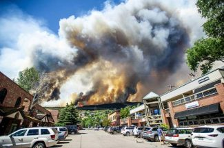 Basalt businesses weather the Lake Christine Fire in their backyard