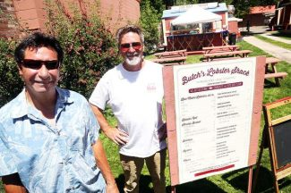 Butch Darden's seafood shack is back in Basalt