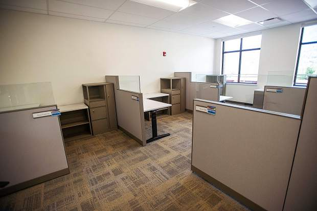 The new offices for the Pitkin County Commissioners.
