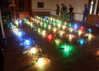 Without fireworks, Aspen prepares for a one-of-a-kind drone light show on Ajax