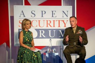 National security is stepped up in Aspen this week